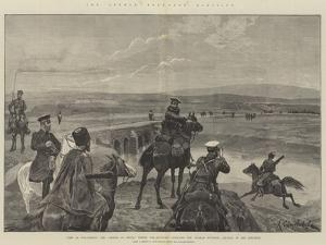 The Afghan Boundary Question by Richard Caton Woodville II