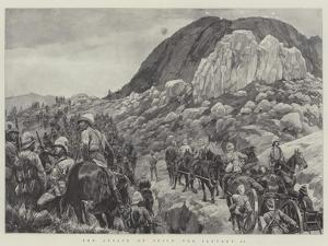 The Attack on Spion Kop, 24 January by Richard Caton Woodville II