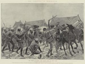 The Campaign in Waziristan by Richard Caton Woodville II