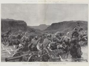 The Guerilla Warfare in South Africa by Richard Caton Woodville II