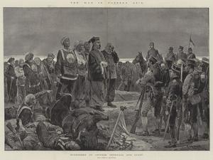 The War in Eastern Asia by Richard Caton Woodville II