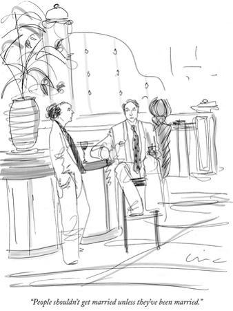 Affordable Modern Life New Yorker Cartoons Posters for