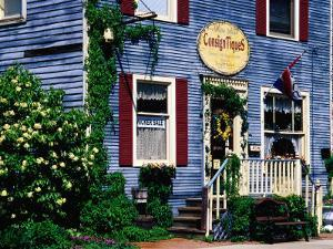 Antique Store in Downtown, St. Charles, United States of America by Richard Cummins