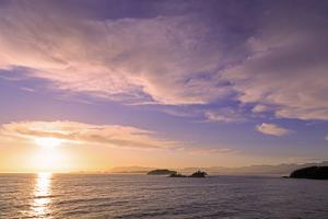 Barkley Sound, Port Alberni, Vancouver Island, British Columbia, Canada by Richard Cummins