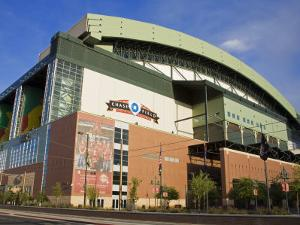 Chase Field Baseball Park, Phoenix, Arizona, United States of America, North America by Richard Cummins