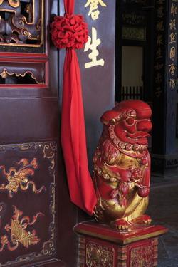 Cheng Hoon Teng Temple, Melaka (Malacca), Malaysia, Southeast Asia, Asia by Richard Cummins