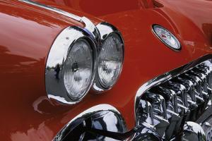 Chevrolet Corvette II by Richard Cummins