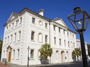 County of Charleston Historic Courthouse, Charleston, South Carolina by Richard Cummins