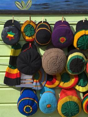 Craft Market, Montego Bay, Jamaica, West Indies, Caribbean, Central America by Richard Cummins