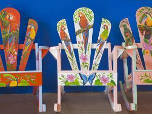 Decorative Chairs by Richard Cummins