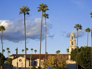First Congregational Church in Downtown Riverside, California, USA by Richard Cummins