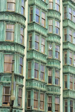 Historic Sentinel Building by Richard Cummins