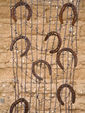Horseshoes, Degrazia Gallery in the Sun by Richard Cummins