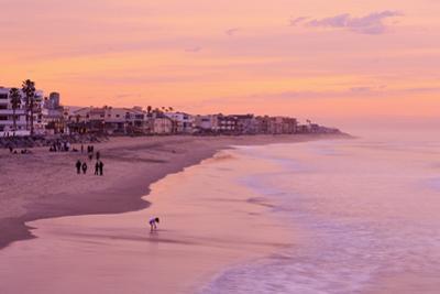 Imperial Beach, San Diego, California, United States of America, North America by Richard Cummins