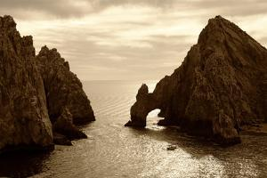 Land's End in Cabo San Lucas by Richard Cummins