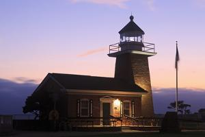 Lighthouse and Surfing Museum, Santa Cruz, California, United States of America, North America by Richard Cummins