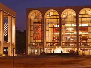 Lincoln Center, Upper West Side, Manhattan, New York City, New York, USA by Richard Cummins