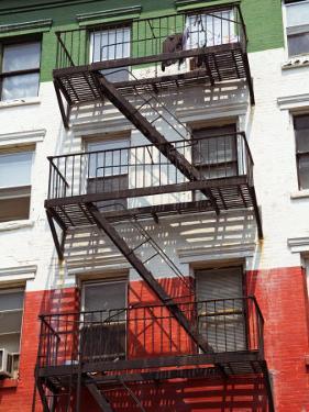 Little Italy in Lower Manhattan, New York City, New York, United States of America, North America by Richard Cummins