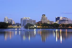 Mirror Lake, St. Petersburg, Tampa, Florida, United States of America, North America by Richard Cummins
