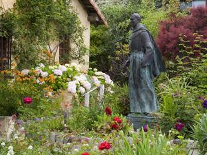 Mission San Carlos Borromeo, Carmel-By-The-Sea, Monterey County, California, United States of Ameri by Richard Cummins