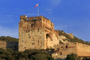 Moorish Castle, Gibraltar, United Kingdom, Europe by Richard Cummins