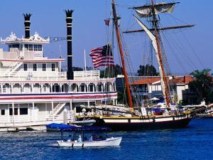 Nautical Museum, Newport Beach, Orange County, New Port Beach, United States of America by Richard Cummins