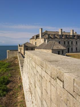 Old Fort Niagara State Park, Youngstown, New York State, United States of America, North America by Richard Cummins