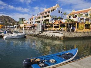 Plaza Bonita Shopping Mall, Cabo San Lucas, Baja California, Mexico, North America by Richard Cummins