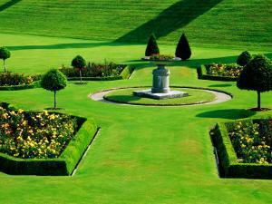 Powerscourt Estate Gardens, Enniskerry, Ireland by Richard Cummins