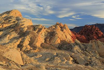 Silica Dome, Valley of Fire State Park, Overton, Nevada, United States of America, North America by Richard Cummins