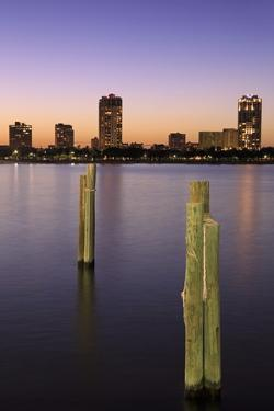 St. Petersburg Skyline, Tampa, Florida, United States of America, North America by Richard Cummins
