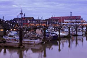 Steveston Fishing Village, Vancouver, British Columbia, Canada, North America by Richard Cummins