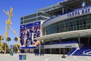 Tampa Bay Times Forum, Tampa, Florida, United States of America, North America by Richard Cummins