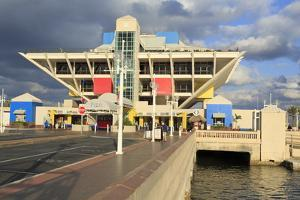 The Pier in St. Petersburg, Tampa, Florida, United States of America, North America by Richard Cummins