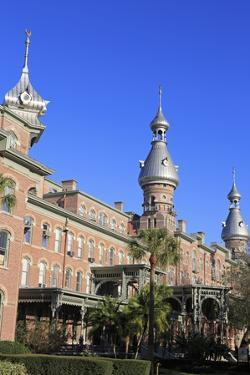 University of Tampa, Tampa, Florida, United States of America, North America by Richard Cummins