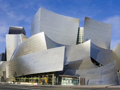 Walt Disney Concert Hall, Los Angeles, California, United States of America, North America by Richard Cummins