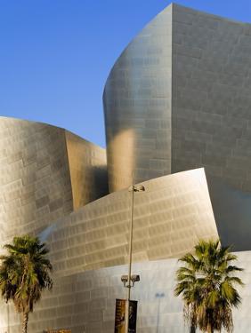 Walt Disney Concert Hall, Los Angeles, California, United States of America, North America by Richard Cummins