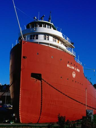 William a Irvin Ore Ship Museum, Duluth, United States of America by Richard Cummins
