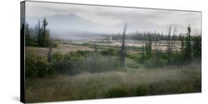 Alaska Highway by Richard Desmarais