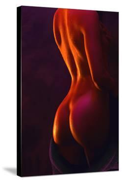 Naked Back by Richard Desmarais