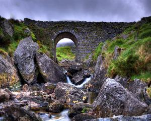 Stone Bridge, Ireland by Richard Desmarais