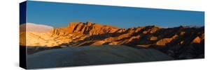 Zabriskie Point, Death Valley, Panoramic Duo II by Richard Desmarais