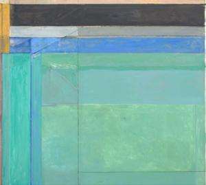 Ocean Park No. 68, 1974 by Richard Diebenkorn