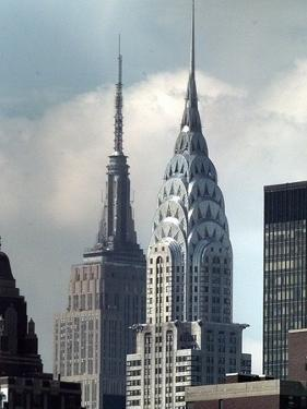 Chrysler Building by Richard Drew