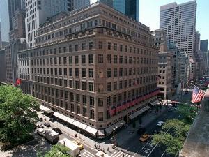 Saks Fifth Avenue by Richard Drew