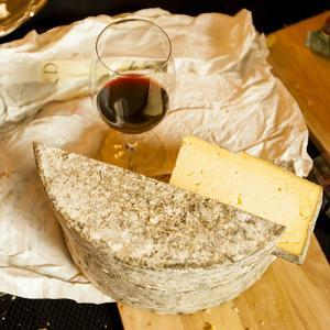 Washington State, Art and Artisanal Cheese Event at Forgeron Cellars Tasting Room by Richard Duval