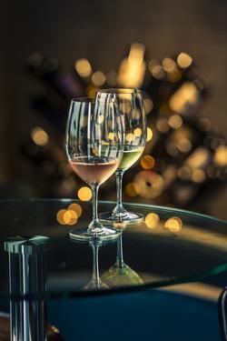 Washington State, Walla Walla. the Elegant Tasting Room at Long Shadows by Richard Duval