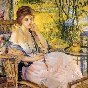 Reverie, C.1916-17 by Richard Edward Miller