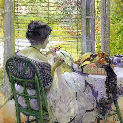 The Milliner, c.1909 by Richard Edward Miller