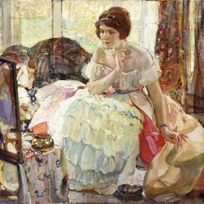 The Necklace by Richard Edward Miller